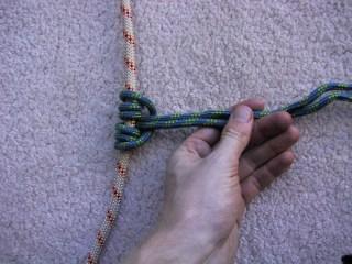 Prusik knot - slide 6