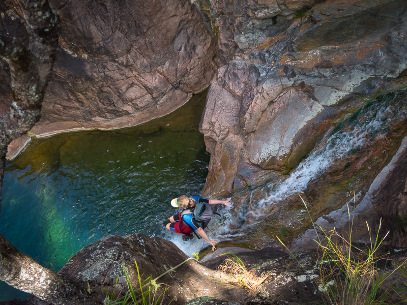 Mares Forest Canyon Ozultimate Com Canyoning